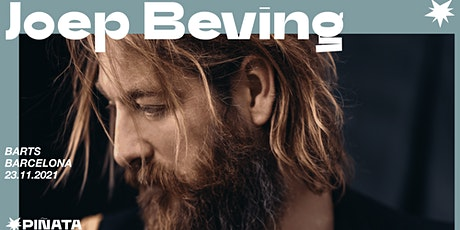 JOEP BEVING en BARCELONA tickets