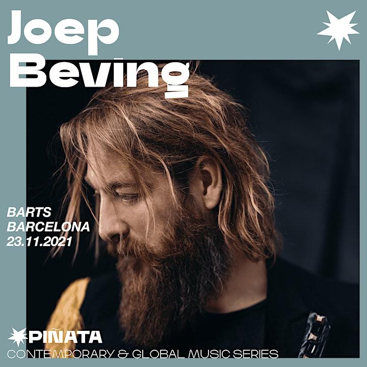 Imagen de JOEP BEVING en BARCELONA