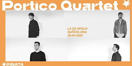 PORTICO QUARTET en Barcelona tickets