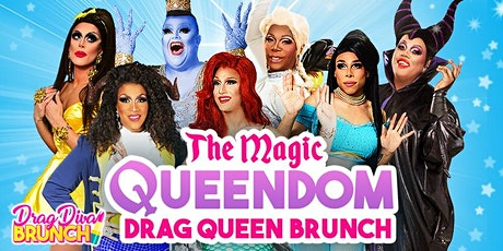 Disney Drag Brunch at Legacy Hall tickets