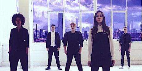 HOOPLA:  JUICE & Dreamweaver Quartet! tickets