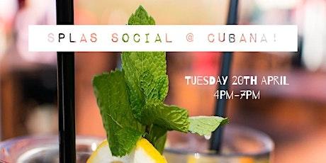 Cubana Social tickets