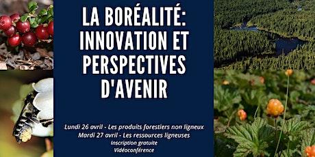 Colloque - La Boréalité: Innovation et perspectives d'avenir billets
