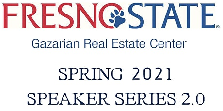 Spring 2021 Speaker Series 2.0 tickets