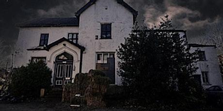 Paranormal Imvestigation - Antwerp Mansion tickets