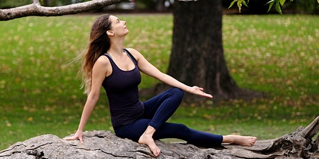 Yin Yoga - ENGLISH - Online Yoga Class Tickets