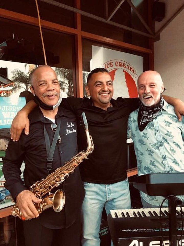 Sat .Free Live Jazz & Blues on the Sax, Piano & Flute @ All American BBQ image