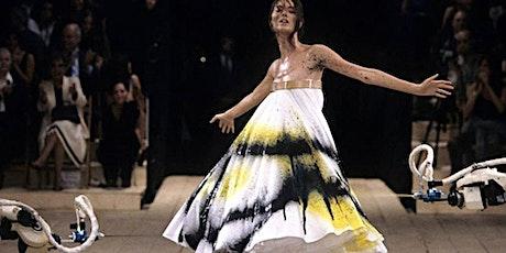 """""""No.13"""" quando la performance artistica si fonde con la moda biglietti"""