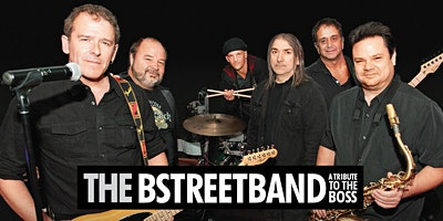 B Street - Bruce Springsteen Tribute Band at Putna