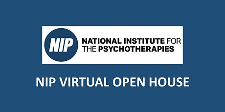Psychotherapy Integration Program Open House 2021 tickets