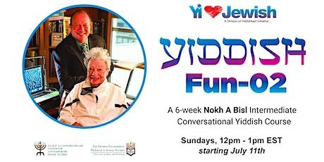 Yiddish Fun 02 7-11-21 tickets