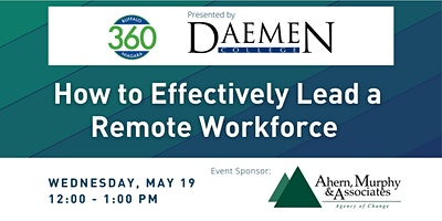 BN360 Event:How to Effectively Lead a Remote Workforce