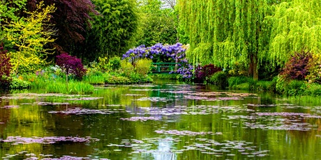 Monet's Giverny - A Home and Garden Livestream Tour entradas