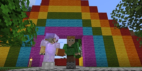 Unearthing Therapeutic Adventures in Minecraft tickets