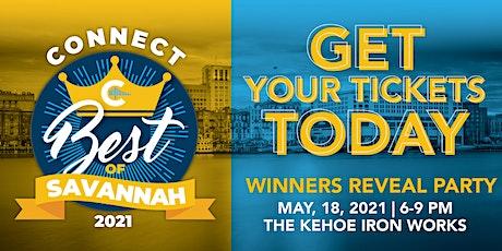 Best of Savannah 2021 tickets