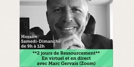 Ressourcement de 2 jours - en Zoom virtuel 50$ tickets
