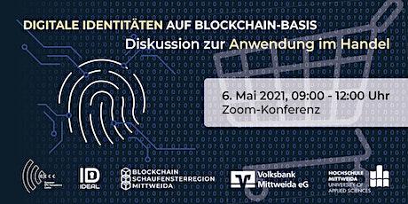 Digitale Identitäten auf Blockchain-Basis: Anwendung im Handel Tickets