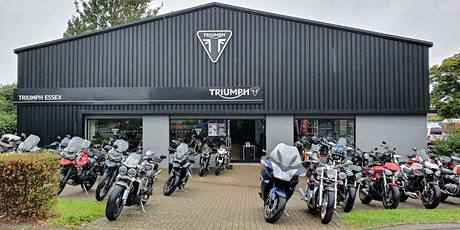 Triumph Essex Demo Day - 2nd May tickets