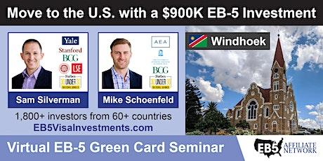 U.S. Green Card Virtual Seminar – Windhoek, Namibia tickets