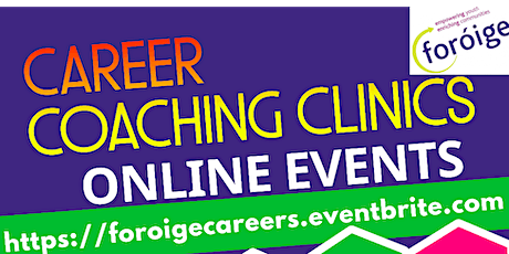 Foróige Careers Coaching Clinic - Trade & Apprenticeships tickets