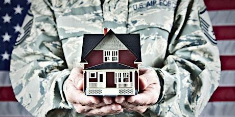 BVRN  Virtual Quarterly Forum: Veteran Homelessness and Housing tickets