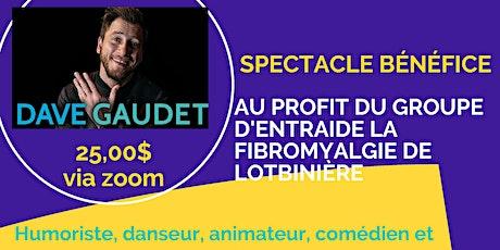 Spectacle Bénéfice au profit du groupe d'entraide  de Lotbinière tickets