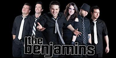 Friday BBQ Series - The Benjamins Band at Putnam C