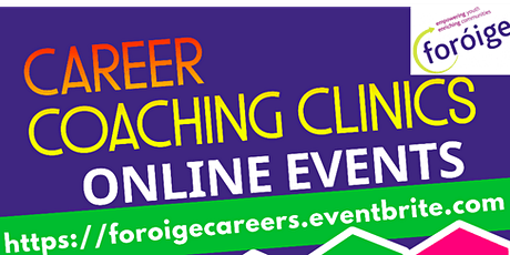 Foróige Careers Coaching Clinic - Business, Sales  & Finance tickets