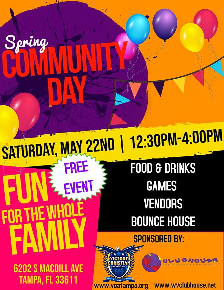 Family Fun Day Event! image
