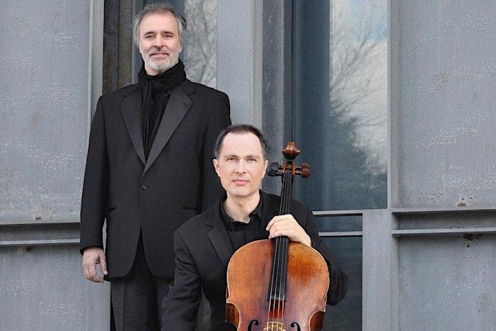 Image de Sonates de Beethoven, Yegor Dyachkov, Jean Saulnier