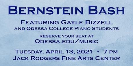 Bernstein Bash! tickets