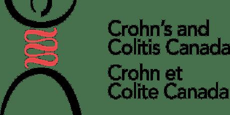 Crohn's and Colitis Canada's 26th Annual Virtual Gutsy Walk tickets