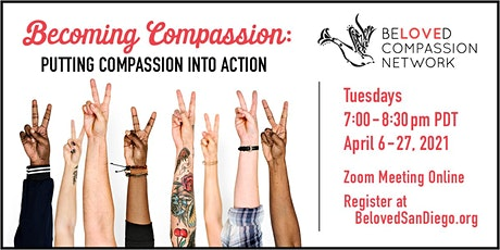 Becoming Compassion: Putting Compassion into Action tickets