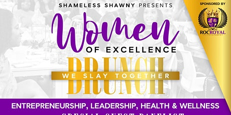 Woman of Excellence Brunch tickets