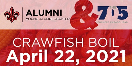 Young Alumni and The705 Crawfish Boil tickets