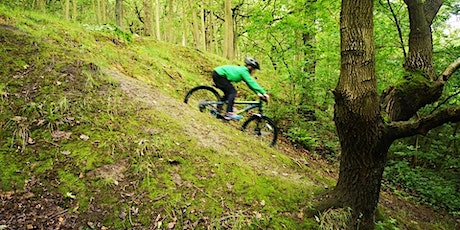 Meanwood Valley Trail Junior Mountain Bike Coaching. tickets
