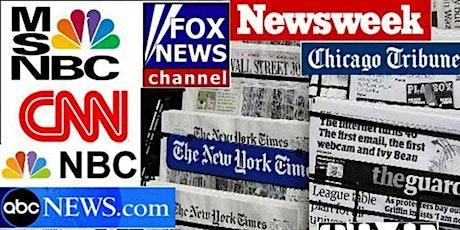 Misinformation in the mainstream media tickets