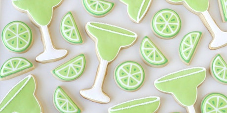 Cocktail Making and Cookie Painting tickets