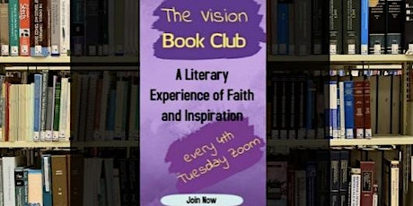 THE VISION BOOK CLUB tickets