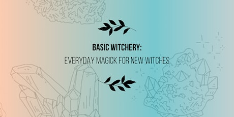 Basic Witchery Digital Workshop tickets