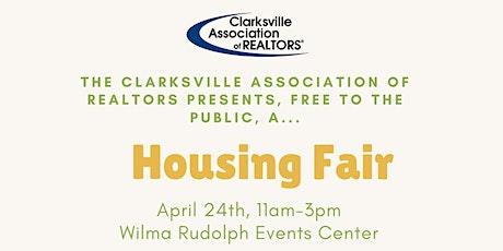 Clarksville Association of Realtors Housing Fair tickets