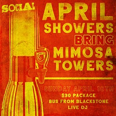 April Showers Bring Mimosa Towers tickets