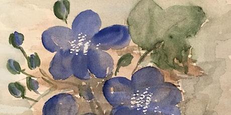 """Rigmor Stenmark - """"Vatten och färg...""""Utställning på Galleri Upsala tickets"""