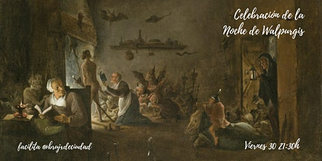 Celebración de la Rueda del Año - Noche de las Brujas / Walpurgis entradas