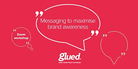 Business marketing: messaging to maximise brand awareness (recurring) tickets