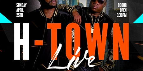 """The Ultimate Sunday Live With """"H-Town"""" tickets"""