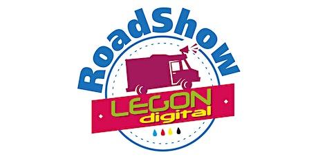 48 horas de Roadshow con Legon Digital entradas