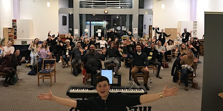 TASTER: In-person Choir Taster Rehearsal in East London on Tuesday 25th May tickets