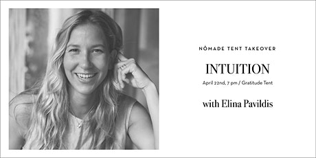 INTUITION with Elina Pavildis boletos