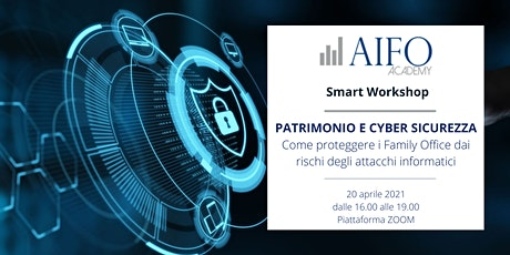 PATRIMONIO E CYBER SICUREZZA billets